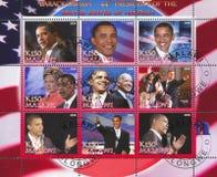 Barack Obama Stock Images