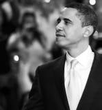 barack obama prezydent s u Obraz Stock