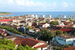 baracoa Κούβα στοκ φωτογραφία με δικαίωμα ελεύθερης χρήσης