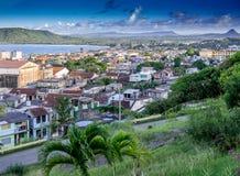 Baracoa Kuba Stockfoto