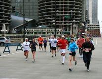 Barajadura del trébol de Chicago 8K Foto de archivo libre de regalías