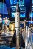 Barak är en israelisk SAM för yt-luft- missil arkivbild