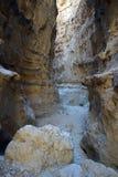 Barak canyon Royalty Free Stock Photo