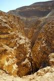 Barak canyon Stock Photography
