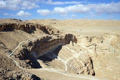 Barak canyon Royalty Free Stock Photography