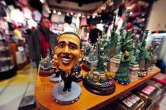 Barak Hussain Obama - 44. Präsident der Vereinigten Staaten Lizenzfreie Stockfotografie