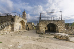 Free Baram Maronites Church Stock Photography - 57424392