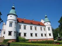 Baranów Sandomierski castle, Poland Stock Photography