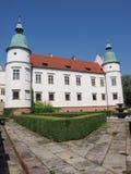 Baranà ³ w Sandomierski kasztel, Polska Zdjęcie Royalty Free