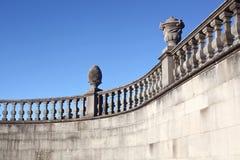 Barandilla romana de Einsiedeln Fotos de archivo