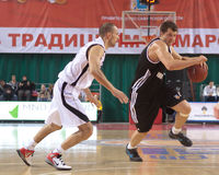 Baranov Oleg Image libre de droits