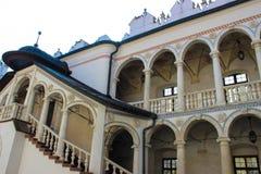 Free Baranow Sandomierski, Exteriors Palace In Baranow Sandomierski, Poland, Often Called Little Wawel Royalty Free Stock Images - 135526319