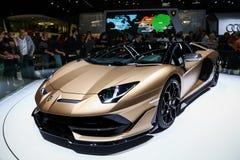 Barata de Lamborghini Aventador LP770-4 SVJ fotos de stock