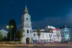 Baratia Catholic Church in Bucharest Stock Photography