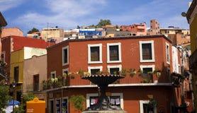 Baratillo Square Guanajuato Mexico Royalty Free Stock Image