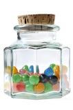 Barattolo di Candy Immagini Stock