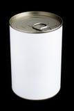 Barattolo di latta Fotografia Stock