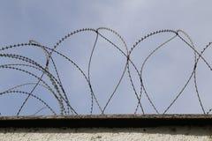Barb Wire fotografia de stock