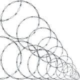 Barb Wire Immagini Stock Libere da Diritti