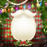 Barba de Santa s Eps 10 Foto de Stock