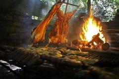 Barbacoa Imagen de archivo libre de regalías