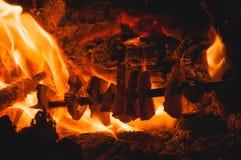 Barbacoa Imagenes de archivo