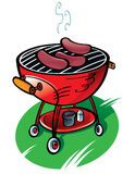 Barbacoa libre illustration
