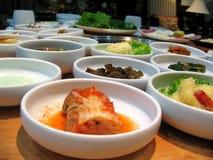 Barbacoa coreana deliciosa Imagenes de archivo
