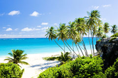 Barbados. Bottom Bay in Barbados, Caribbean stock photography