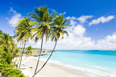 Barbados. Bottom Bay in Barbados, Caribbean Royalty Free Stock Photography