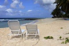 Barbados beach Royalty Free Stock Photos
