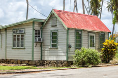 Barbados Chattel House Stock Photography