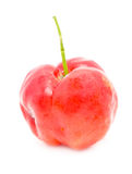 Barbados Cherry. Royalty Free Stock Photo