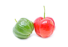 Barbados Cherry. Stock Image