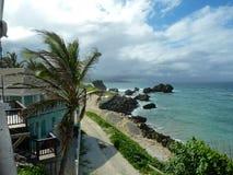 Barbados Coastline Royalty Free Stock Photo