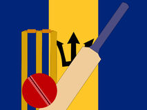 Barbados cricket Stock Photos