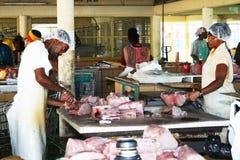 Barbados fish market Stock Photography