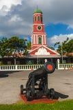 Barbados klockatorn Royaltyfria Bilder