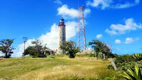 Barbados lighthouse stock images