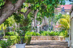 Barbados Museum and Historical Society in Bridgetown Royalty Free Stock Photography