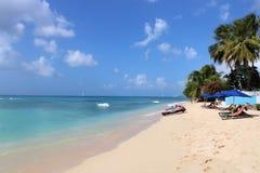 Barbados plaża fotografia royalty free