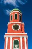 Barbados zegarowy wierza Zdjęcie Royalty Free