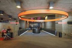 Barbakanu centre w Londyn fotografia stock