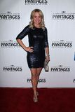 Barbara Alyn Woods. At the Come Fly Away Premiere, Pantages, Hollywood, CA 10-25-11 Royalty Free Stock Photos