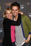 Barbara Alyn Woods, Thomas Dekker Stock Photos