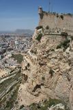barbara castle santa στοκ φωτογραφία με δικαίωμα ελεύθερης χρήσης