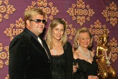 Barbara Davis, Jason Davis, Nancy Davis Stock Image