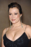 Barbara Davis,Jennifer Tilly Royalty Free Stock Photos