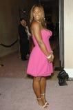 Barbara Davis,Serena Williams Stock Photo