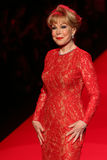 Barbara Eden walks the runway at the Go Red For Women Red Dress Collection 2015 Stock Image